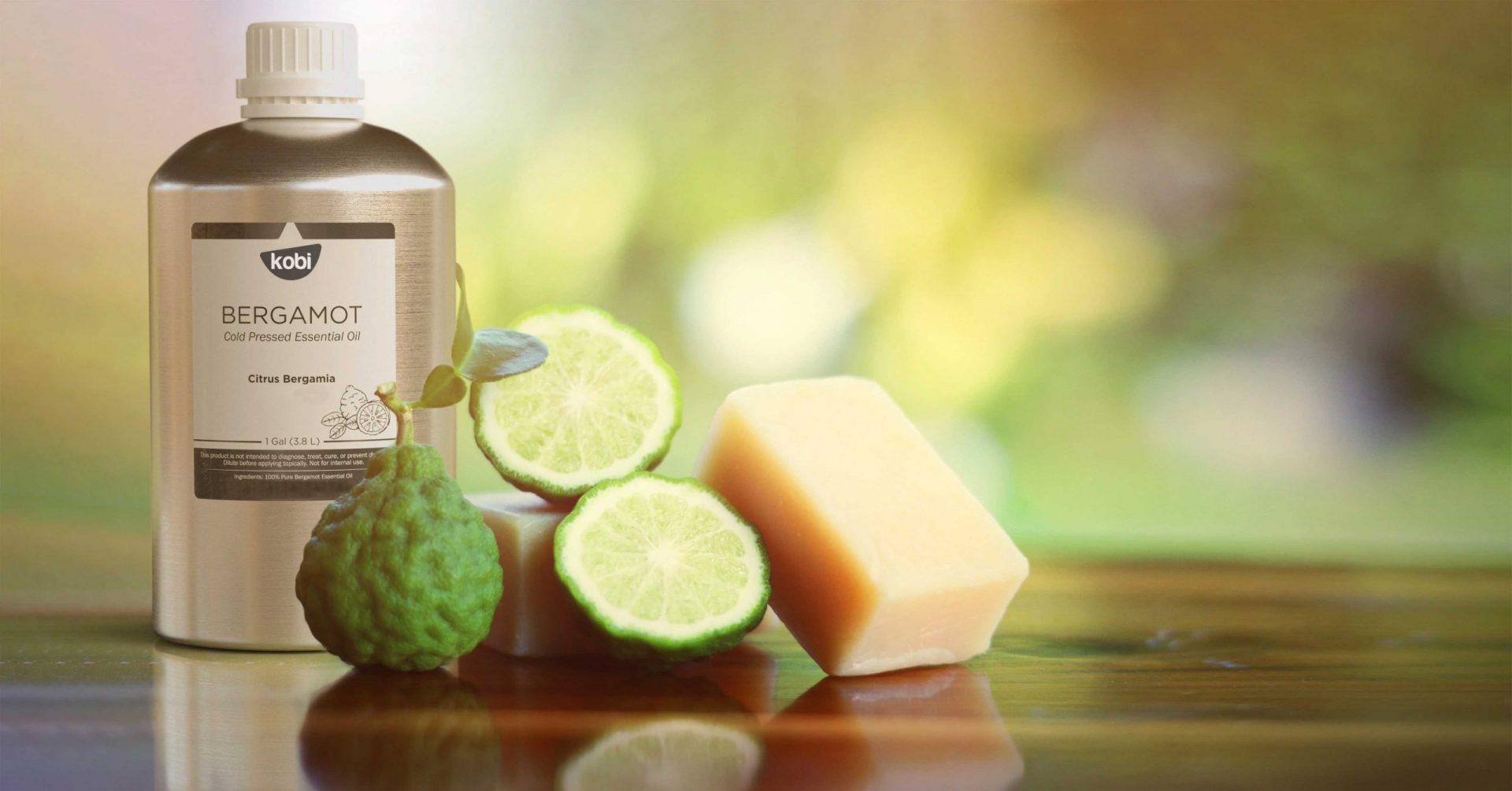 Làm xà phòng tự nhiên với tinh dầu cam hương