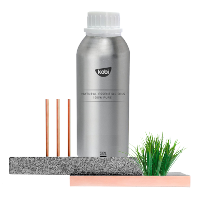 tinh dầu cỏ hương lau (vetiver essential oil)