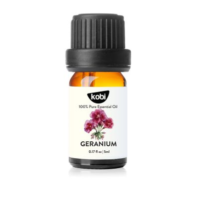 Tinh dầu phong lữ kobi (Geranium essential oil)