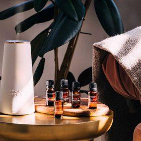 10 loại tinh dầu tốt nhất cho liệu pháp hương thơm