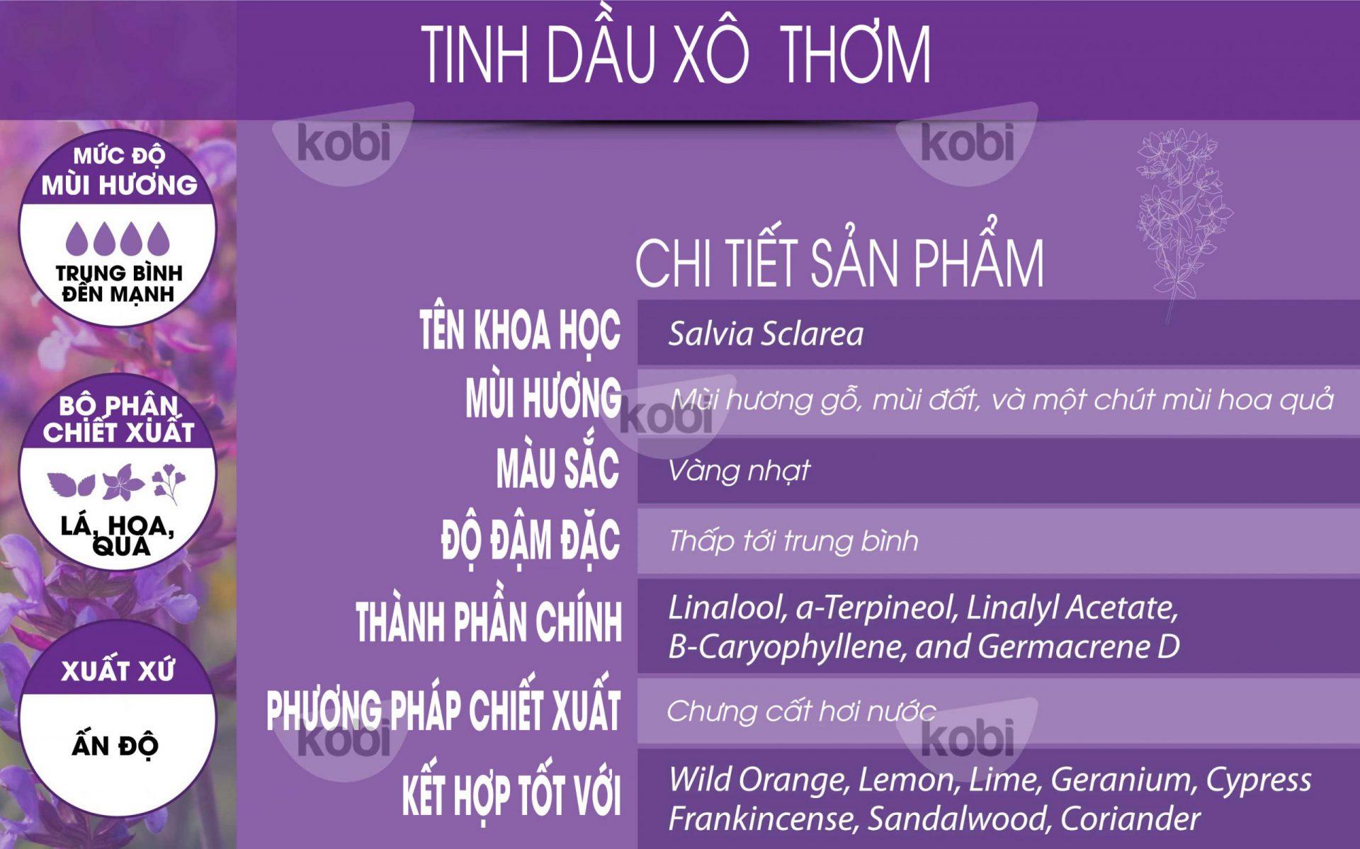 Tinh-dau-don-sam-xo-thom-kobi--clary-sage-essential--oil
